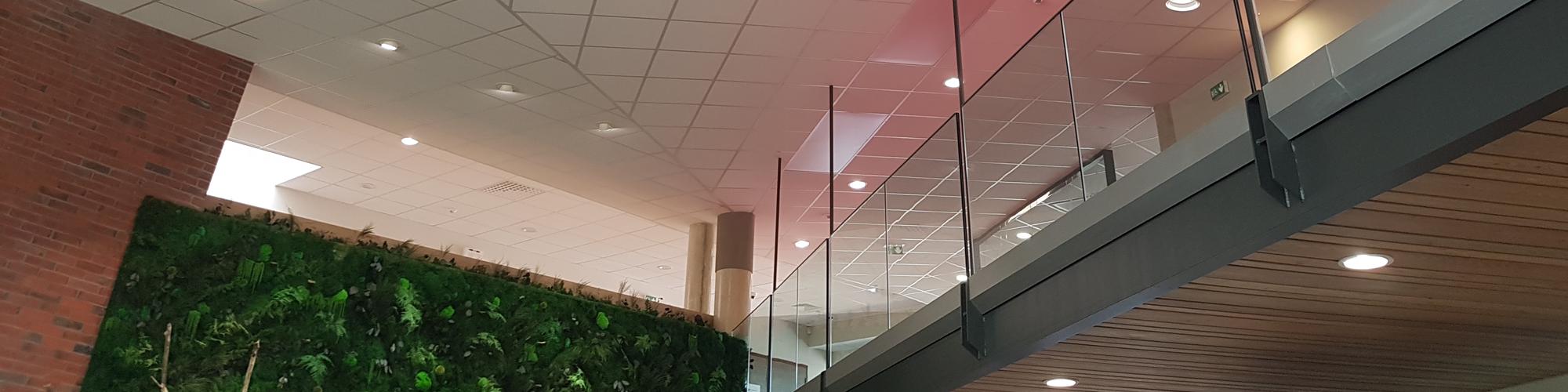 Faux Plafond Suspendu En Dalles Isolantes plafonds – marisol